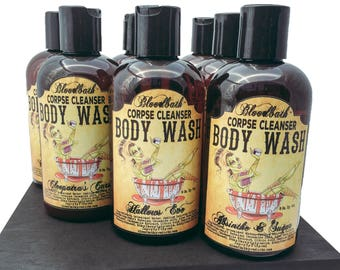 Victorian Rose Vegan Corpse Cleanser Body Wash