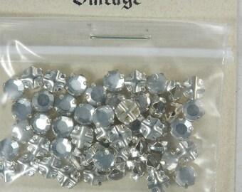 Rose Montees Crystal SS20 Pkg of 50