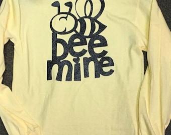 Bee Mine Valentine's Day Shirt