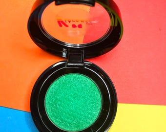 Mint Green, Silver Shimmer Eyeshadow - SHADE