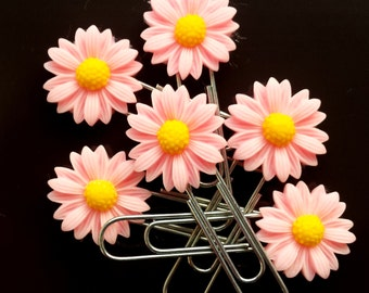 Daisy Planner Paperclip