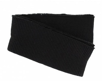 Crochet Black Basque jacket