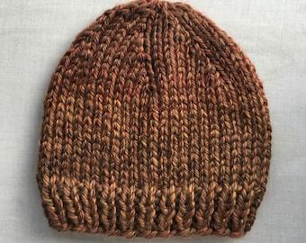 Bulky Knit Cap