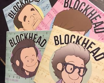 Blockhead: Volumes 1-4