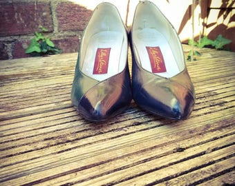 Original 1950s lilley and skinner  shoes
