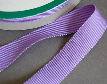 "3yds - 3/4"" Purple PeterhsamRibbon"