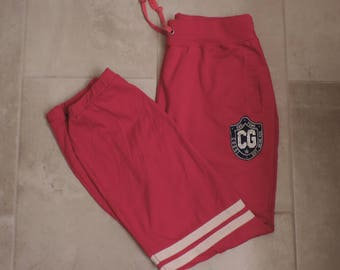 Vintage COOGI Athletic Pants Hip Hop Clothing Throwback Sweats 1X Rap