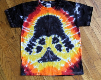 Darth Vader Star Wars Tie Dye T-shirt - Custom Adult Size Sm, Med, Lg, XL, 2XL - Order in your size