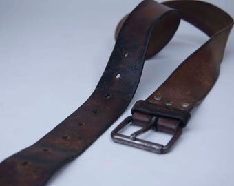 Leather Belt (1330-10-G1317)