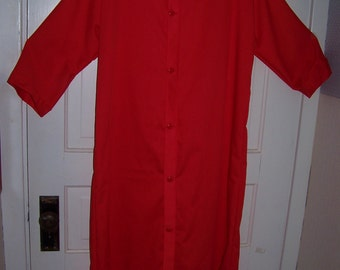 Cassocks for boys for Priest or Acolyte Costumes in Black, Red, or White