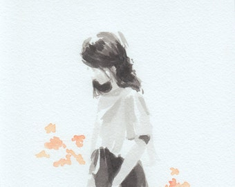 Day Dream .  giclee art print available in all sizes