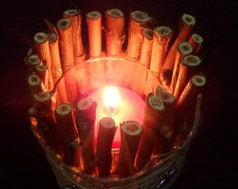 Candleholder 12cm x 8cm