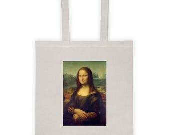 Leonardo Da Vince, Mona Lisa - Tote bag