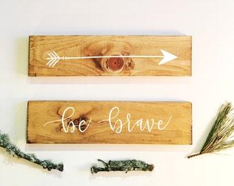 Wood plank sign, custom calligraphy wood art, wood decor, rustic decor, wall art, plank art, modern calligraphy plank