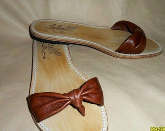 Hand made sandals