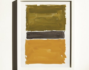 Abstract Art, Original Watercolor Painting, Abstract Painting, Fine Art, Kunst, Pintura, Minimalist, Geometric Art, Contemporary, Modern Art