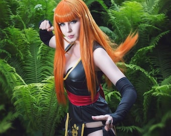 Dead or Alive Kasumi inspired cosplay costume