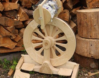 MACH III - Spinolution Spinning Wheel - Free Shipping in the USA