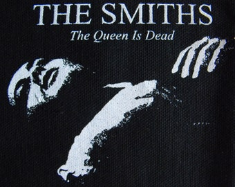 THE SMITHS patch Goth punk dance Free Shipping