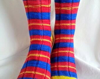 Who's YOUR Superhero? Socks
