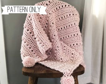 Darlene Blanket Pattern