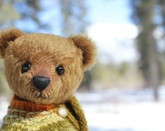 Collectible Teddy Bear Terry