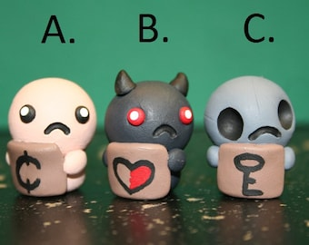 The Binding of Isaac Beggars
