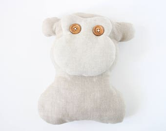 How to make a monkey - pattern and tutorial PDF
