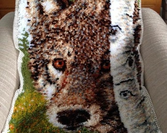 Wolf Latch Hook