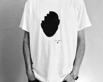 Man T- Shirt ( Go Ahead)