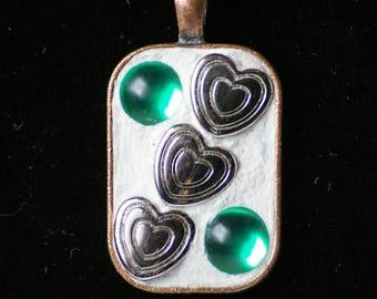 Handmade Mosaic Necklace