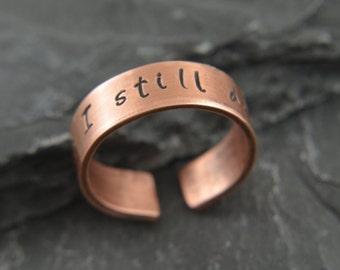 Thumb Ring, Thumb rings for women, Adjustable thumb ring, Mens thumb ring, Personalized thumb ring, Custom thumb ring, Engraved thumb ring