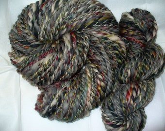 Hand Spun Synthetic Mix Yarn for Knitting Yarn
