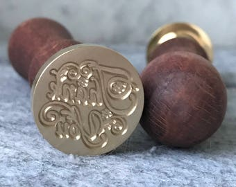 Thank You Sealing Wax Stamp