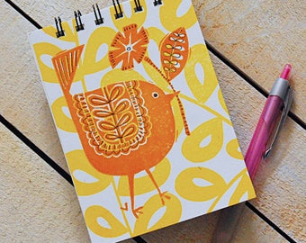 Chubby Bird Notepad