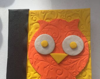 Unique handmade journal notebook diary