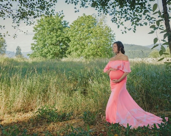 Leila Gown - Maternity Gown