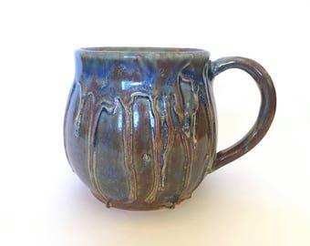 SALE! Drippy Ceramic Mug (10fl oz)