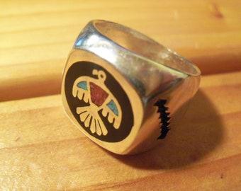 Flying Bird Ring