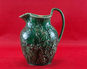 Wedgwood Strawberry and Vine Pattern Pitcher