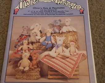 The Sewing Centipede, Olivia's Orphanage