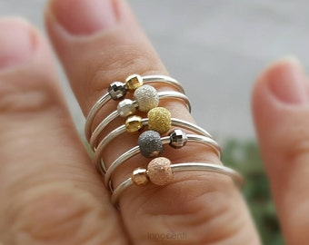 Fidget Ring Worry Ring Anxiety Ring Meditation Ring  Spinner Ring Stress Ring Anxiety Jewelry Yoga Ring Worry Jewelry Fidget Jewelry Anxiety