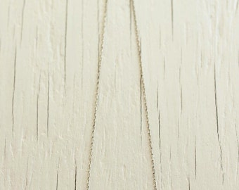 Black Arrow Necklace with Antique Sterling Silver Bars with Slate Minimal Design