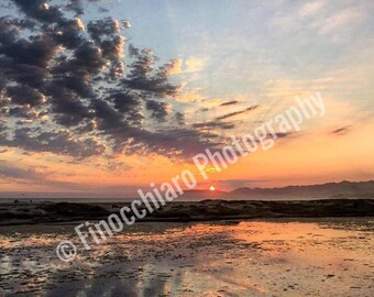 Sunset in Pismo Beach, CA
