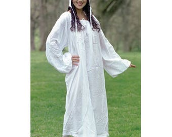Basic Ladies Chemise for Renaissance, Civil War & Pirate Garb in many colors