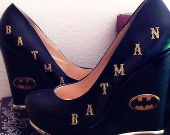 Batman wedges