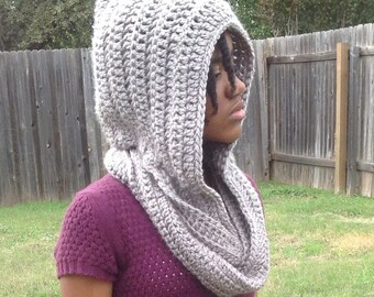 Hooded Cowl / Scoodie Cowl