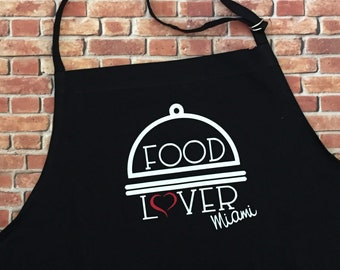Chef Apron - Custom Apron - Personalized Apron - Custom Gifts - Apron with Logo