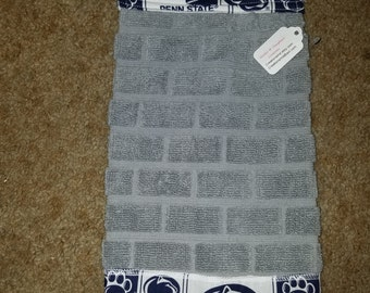 Penn state hanging kitchen towels