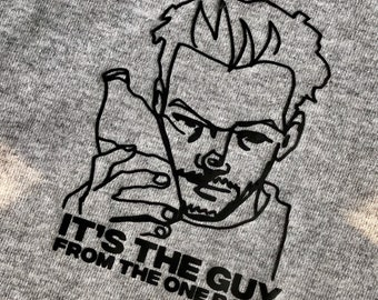 Guy from the One Band Tee